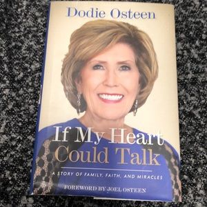 New book my Doodie Osteen